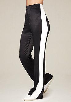 Petite Colorblock Pants