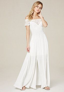 bebe Genavive Maxi Dress