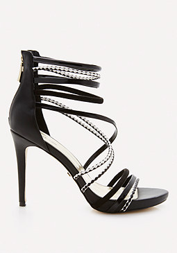bebe Ninna Strappy Sandals