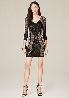 Lola V-Neck Dress