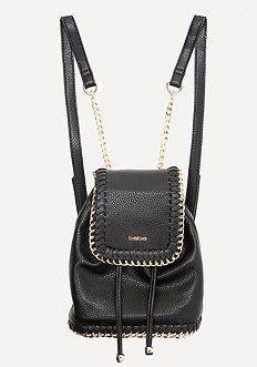Joni Chain Trim Backpack