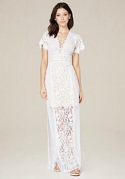 Little White Dresses &amp- White Dresses - bebe