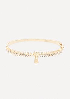 Crystal Zipper Bracelet
