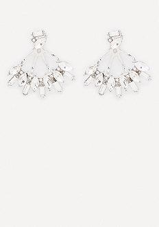 CZ Crystal Ear Jackets