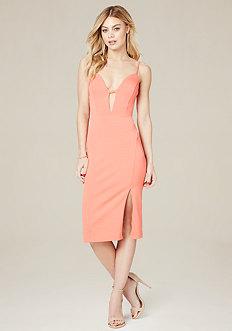 Mandi Back Crisscross Dress