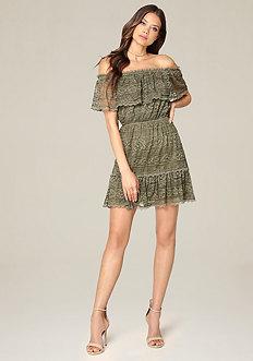 Faith Lace Dress