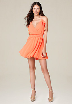 bebe Racerback Day Dress