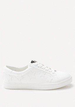 Destine Star Low Sneakers at bebe