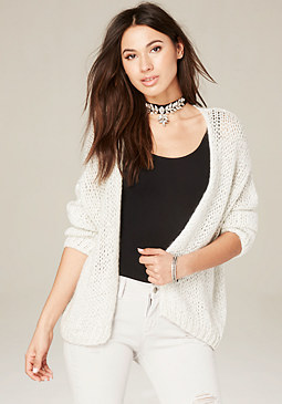 bebe Cardigan Sweater