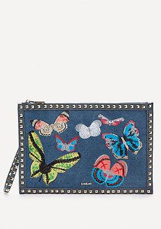 Anaita Butterfly Clutch