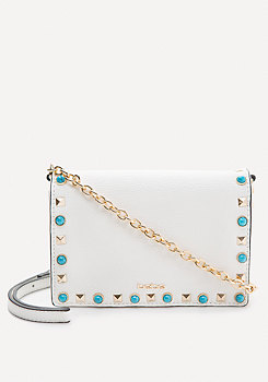bebe Studded Small Crossbody Bag