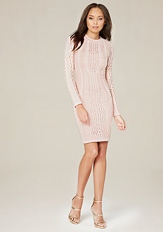 Kimmie Mesh Bodycon Dress