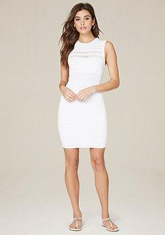 Colette Pointelle Dress