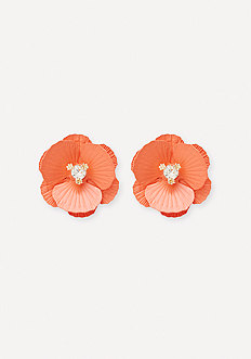Oversize Flower Earrings