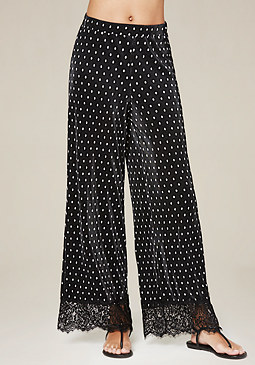 bebe Polka Dot Pants