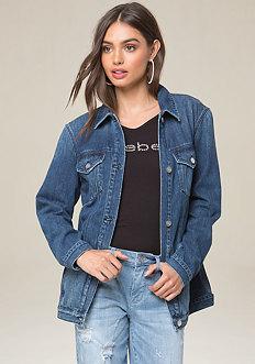 Denim Heartbreaker Jacket