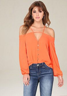 Karen Off Shoulder Top