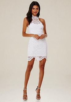 Vanessa Crochet Dress