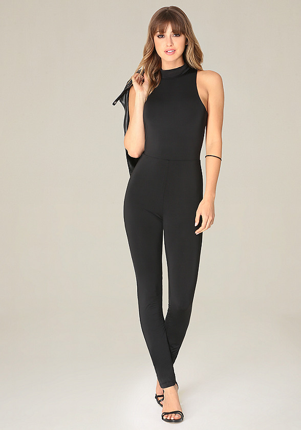 Jumpsuits & Sexy Rompers | bebe