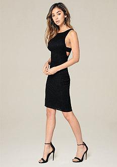Mandy Lace Dress