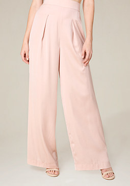 bebe Harper High Waist Pants
