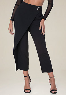 Front Crossover Trousers