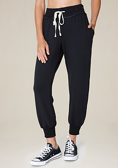 Luxe Skinny Jogger Pants