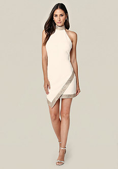 Hayley Embellished Dress