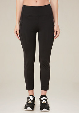 bebe Crop Leggings