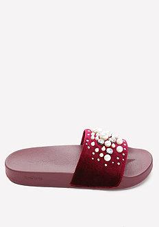 Fenix Velvet Slides