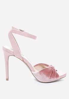 Alessa Velvet Sandals