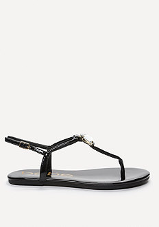 Jaymee Jeweled Sandals