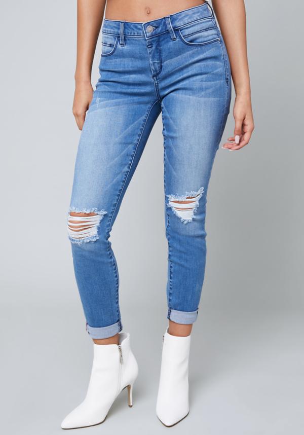 Spring Heartbreaker Jeans at bebe in Sherman Oaks, CA   Tuggl