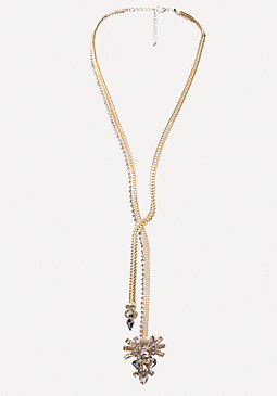 bebe Jewel Lariat