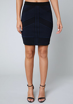 bebe Kaia Knit Skirt