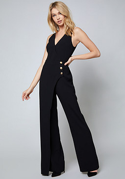 bebe Vivian Sailor Jumpsuit