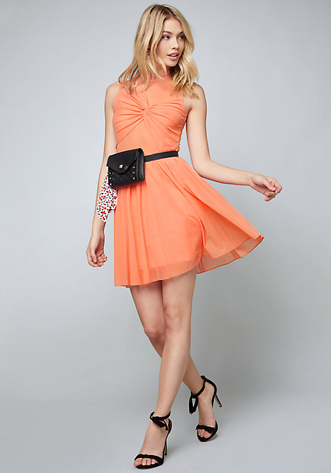 701e8a3607f Palena Twist Front Dress - Last Chance