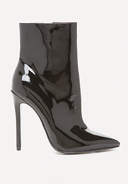 bebe Liquid Patent Booties