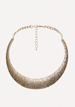 bebe Ombre Collar Necklace