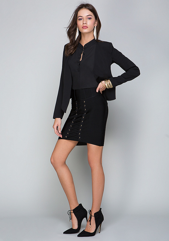Cropped jackets for cocktail dresses