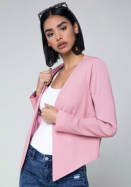 bebe Baldwin Jacket