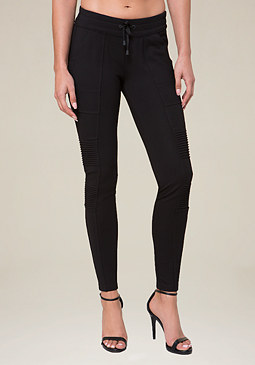 bebe Juxtapose Skinny Leggings