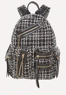 bebe Cher Boucle Backpack
