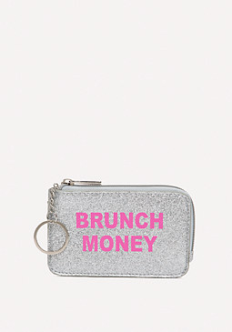 bebe Brunch Money Change Purse