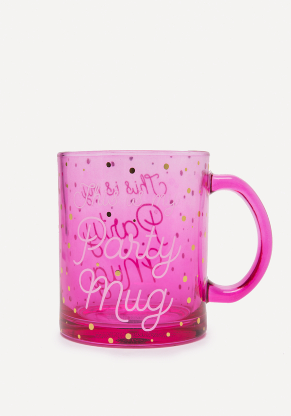 Party Mug at bebe in Sherman Oaks, CA | Tuggl