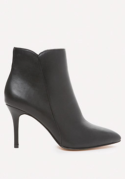 bebe Paulinaa Pointy Toe Booties