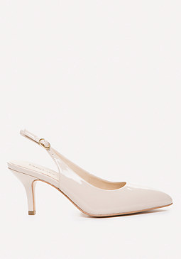 bebe Karlaa Kitten Heel Pumps
