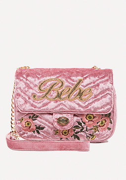 bebe Icon Crossbody Bag