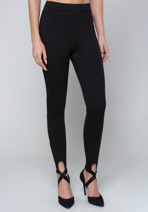Jesse Stirrup Leggings at bebe in Sherman Oaks, CA | Tuggl