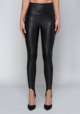 bebe Seam Detail Leggings